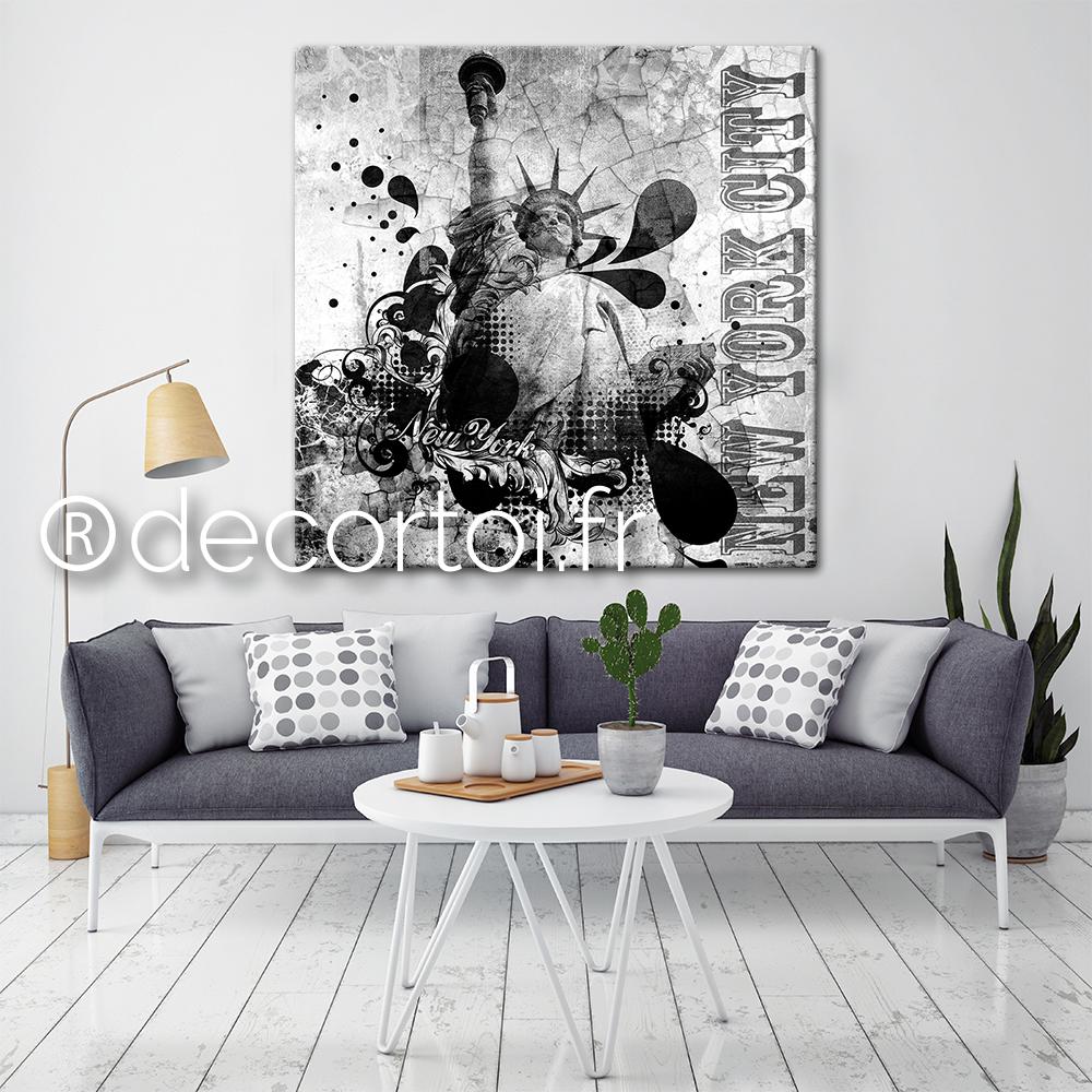 plexi new york city achat de tableaux sur internet decortoi. Black Bedroom Furniture Sets. Home Design Ideas